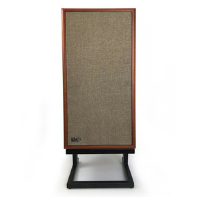 "Model Five 3-way 10"" Acoustic Suspension Floorstanding Speaker - Each (Mahogany)"