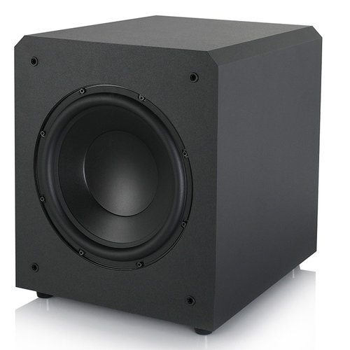 View Larger Image of Stratton 10 350W Subwoofer (Black Piano Gloss)