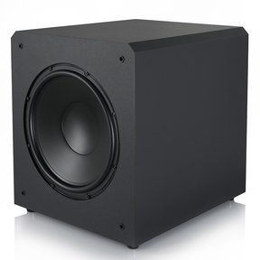Stratton 12 450W Subwoofer (Black Piano Gloss)