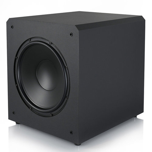 View Larger Image of Stratton 12 450W Subwoofer (Black Piano Gloss)