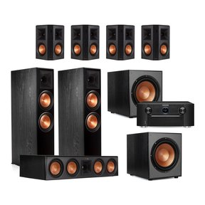 7.2.2 Reference Premiere Home Theater System with Marantz SR7015 9.2-Channel 4K Ultra HD AV Receiver