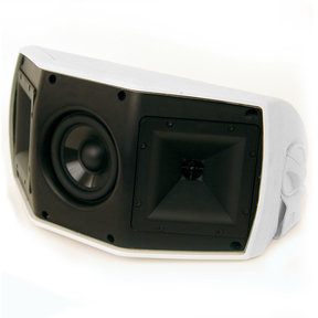 AW-500-SM Wide-Coverage All Weather Outdoor Loudspeaker -  Each (White)