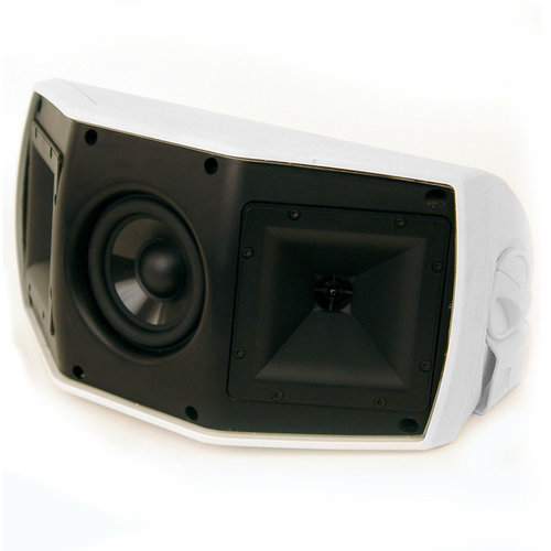 View Larger Image of AW-500-SM Wide-Coverage All Weather Outdoor Loudspeaker -  Each (White)