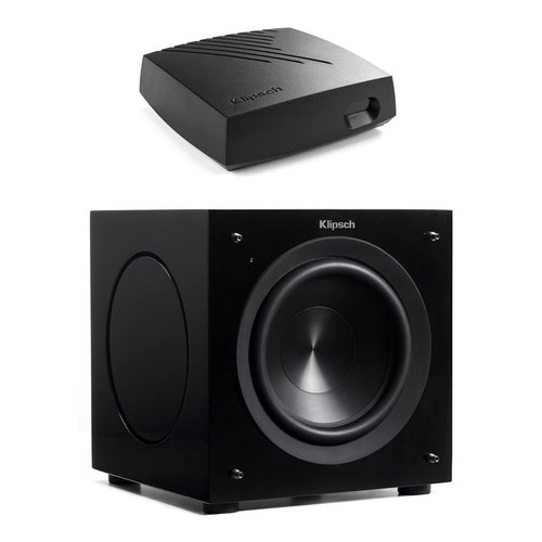 View Larger Image of C-308ASWi Wireless Subwoofer with WA-3 Wireless Subwoofer Kit
