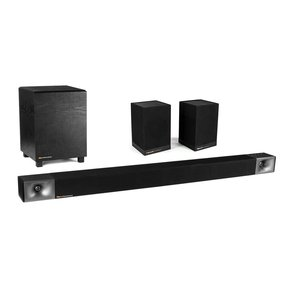 Cinema 600 5.1 Sound Bar and Surround Sound System