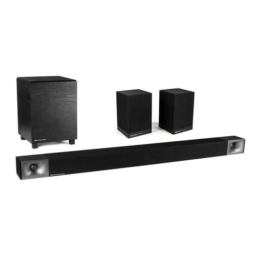View Larger Image of Cinema 600 5.1 Sound Bar and Surround Sound System