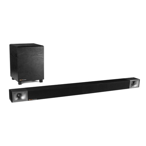 "Cinema 600 3.1 Bluetooth Sound Bar with 10"" Wireless Subwoofer"