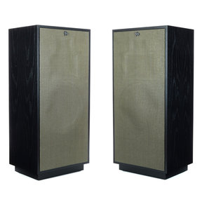 "Forte IV Heritage Series 3-Way 12"" Horn-Loaded Loudspeakers - Pair"