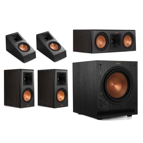 View Larger Image of RP-500M 5.1 Home Theater System