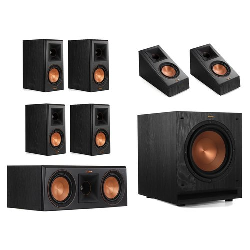 View Larger Image of RP-500M 7.1 Home Theater System