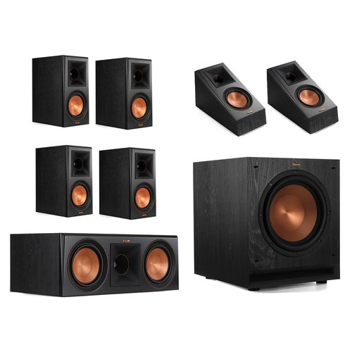 View Larger Image of RP-600M 7.1 Home Theater System