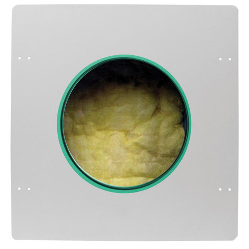 """View Larger Image of ME-800-C Fire Rated Metal Enclosure for 8"""" In-Ceiling Speaker"""