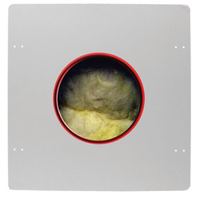 ME-650-C Fire Rated Metal Enclosure for 6.5 In-Ceiling Speaker
