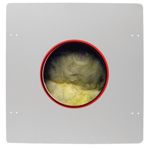 View Larger Image of ME-650-C Fire Rated Metal Enclosure for 6.5 In-Ceiling Speaker