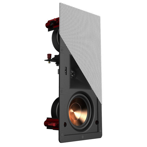 View Larger Image of PRO-25-RW-LCR In-Wall Speaker