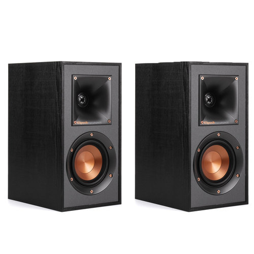 "View Larger Image of R-41M Reference 4"" 50W Bookshelf Speakers - Pair (Black Wood Vinyl)"
