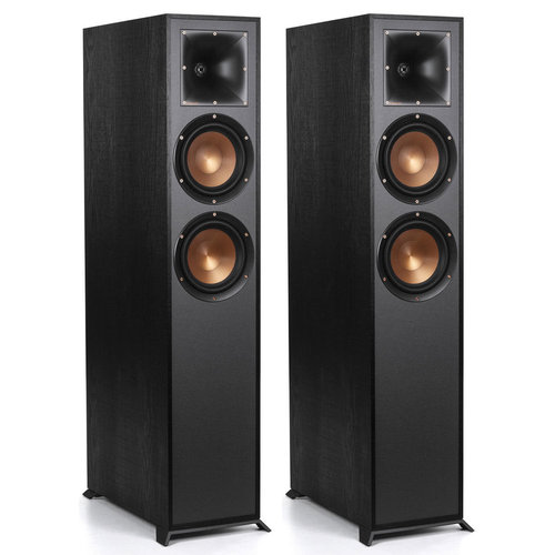 View Larger Image of R-625FA Dolby Atmos Floorstanding Speakers - Pair (Black)
