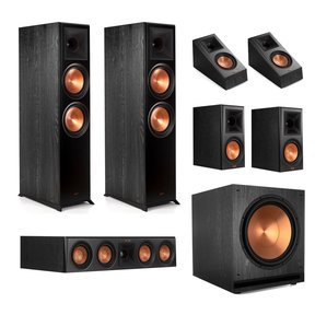 RP-8000F 7.1 Home Theater System (Ebony)