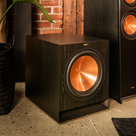 """View Larger Image of SPL-150 15"""" Subwoofer (Ebony) with WA-2 Wireless Subwoofer Kit"""
