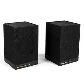 Surround 3 2.0 Wireless Surround Speakers - Pair (Black)