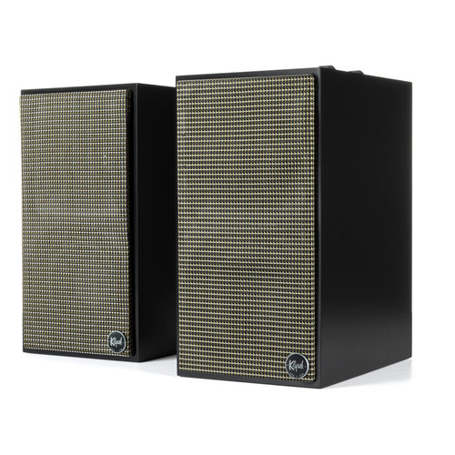 View Larger Image of The FIVES Powered Bookshelf Speakers - Pair