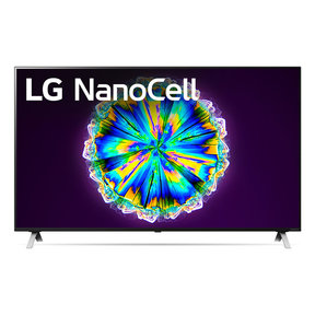 "65NANO85UNA 65"" 4K Nano UHD ThinQ AI LED TV with A7 Gen 3 Intelligent Processor"