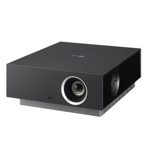 AU810PB 4K UHD Smart Dual Laser CineBeam Projector with CI Controls (Black)