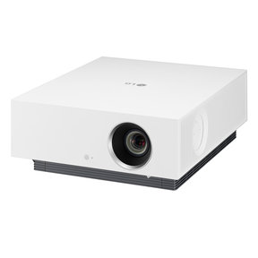 HU810P 4K UHD Laser Smart Home Theater CineBeam Projector (White)