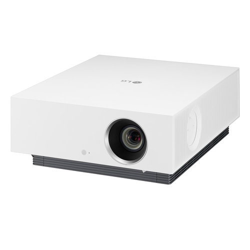 View Larger Image of HU810P 4K UHD Laser Smart Home Theater CineBeam Projector (White)