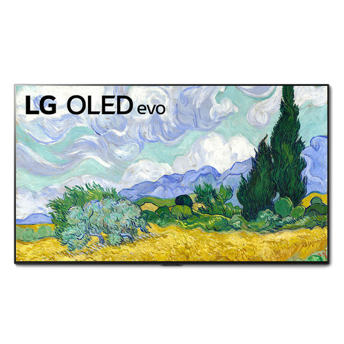 """View Larger Image of OLED55G1PUA 55""""  OLED Gallery 4K UHD HDR Smart TV"""