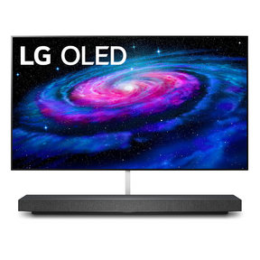 "OLED65WXPUA 65"" OLED Wallpaper 4K UHD ThinQ AI TV with A9 Gen 3 Intelligent Processor"