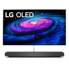 """View Larger Image of OLED65WXPUA 65"""" OLED Wallpaper 4K UHD ThinQ AI TV with A9 Gen 3 Intelligent Processor"""