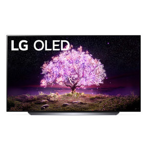 "OLED77C1PUB 77"" OLED 4K Smart TV with AI ThinQ"