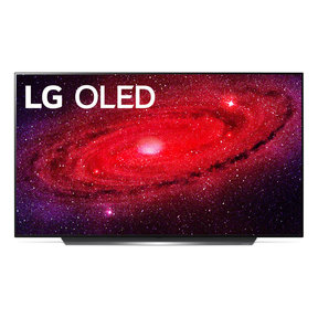 "OLED77CXPUA 77"" OLED 4K UHD ThinQ AI TV with A9 Gen 3 Intelligent Processor"
