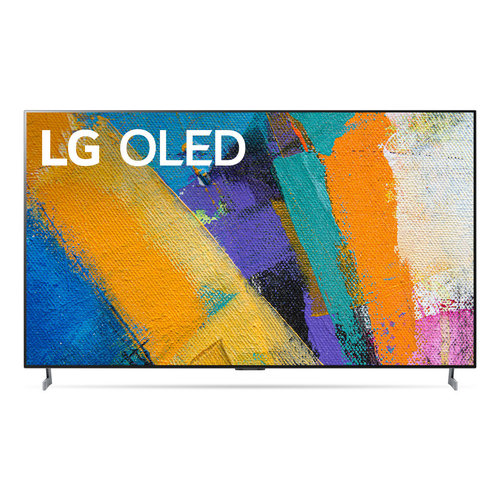 """View Larger Image of OLED77GXPUA77"""" OLED Gallery 4K UHD ThinQ AI TV with A9 Gen 3 Intelligent Processor"""