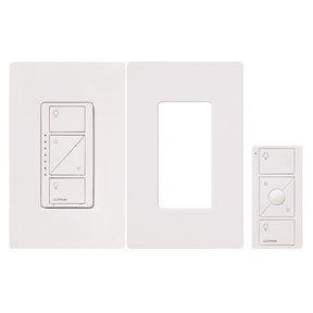 Caseta Wireless In-Wall Dimmer with Pico Remote Control Kit