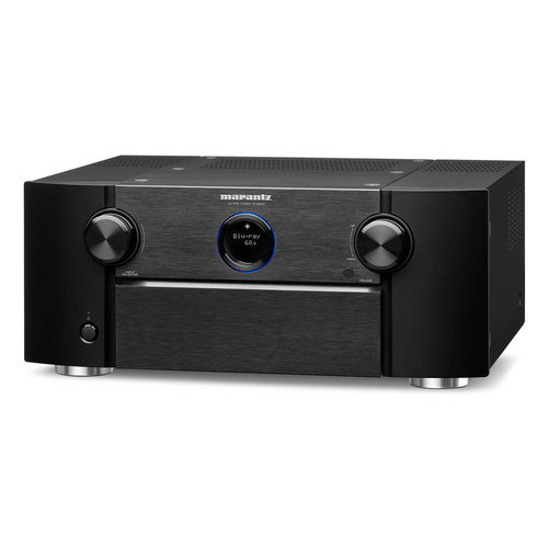 View Larger Image of AV8805A 13.2Ch 8K UHD Pre-Amplifier with HEOS Built-in and Voice Control