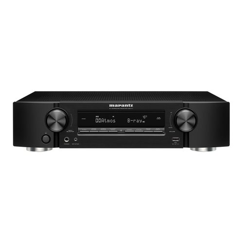 View Larger Image of NR1711 Slim 7.2ch 8K Ultra HD AV Receiver with HEOS Built-in