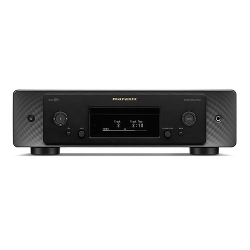 View Larger Image of SACD30NBLK CD Player with HEOS Built in