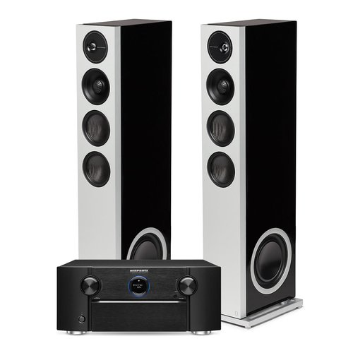View Larger Image of SR7015 9.2-Channel AV Receiver with Definitive Technology Demand Series D15 High-Performance Floorstanding Speakers