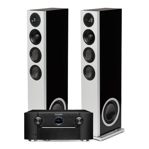 View Larger Image of SR8015 11.2-Channel AV Receiver with Definitive Technology Demand Series D17 High-Performance Floorstanding Speakers - Pair