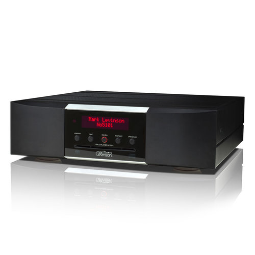 View Larger Image of No5101 Streaming CD/SACD Player and DAC