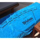View Larger Image of Beach Towel (Caribbean Blue)