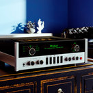 View Larger Image of C22 2-Channel Vacuum Tube Preamplifier Mk V