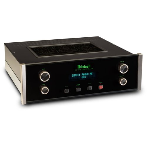 View Larger Image of C1100C Preamplifier Control Center Controller