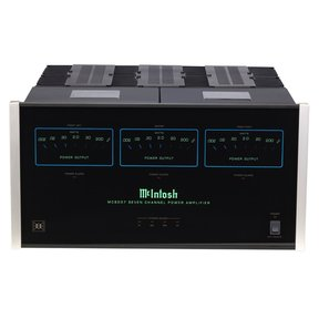 MC8207 7-Channel Power Amplifier (Black)