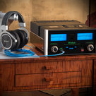 View Larger Image of MHA150 Headphone Amplifier