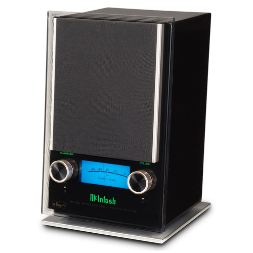 View Larger Image of RS100 Wireless Loudspeaker - Each (Black)