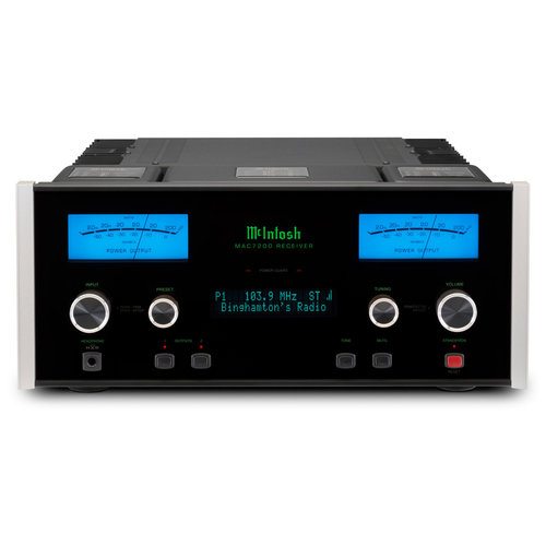 View Larger Image of MAC7200 2-Channel Stereo Receiver