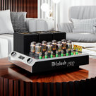 View Larger Image of MC1502 2-Channel Vacuum Tube Amplifier